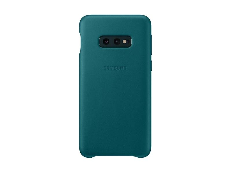Samsung Leather Cover S10e Green